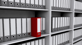 Архив организации: требования законодательства и современные технологии