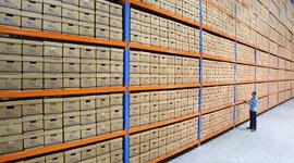 Организация архивного хранения документов: проблемы, практика, рекомендации