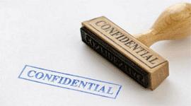 Конфиденциальное делопроизводство и защищенный документооборот