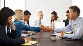 Деловые протокольные и представительские мероприятия компании