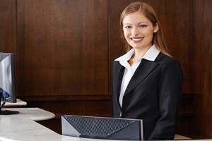 Профессиональный ресепшен и правила офисного гостеприимства